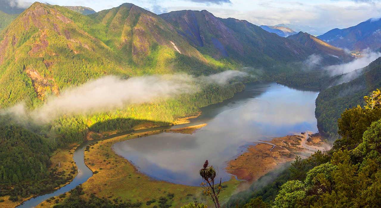 8 Mile Track (Lake Matiri),New Zealand @Wilderness Magazine