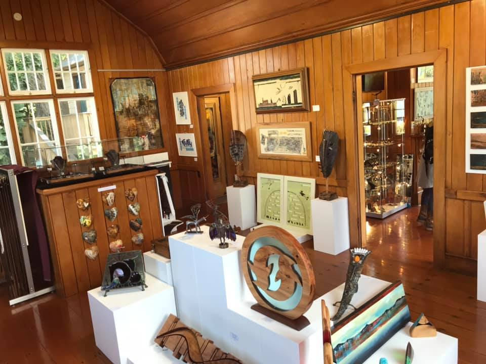 @Exhibit A Gallery Mangonui