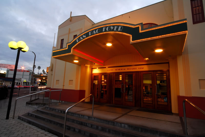 @Napier Municipal Theatre