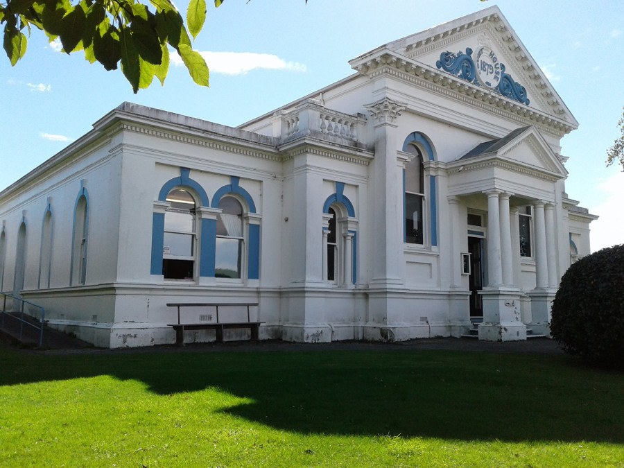 @Waimate Museum Archives