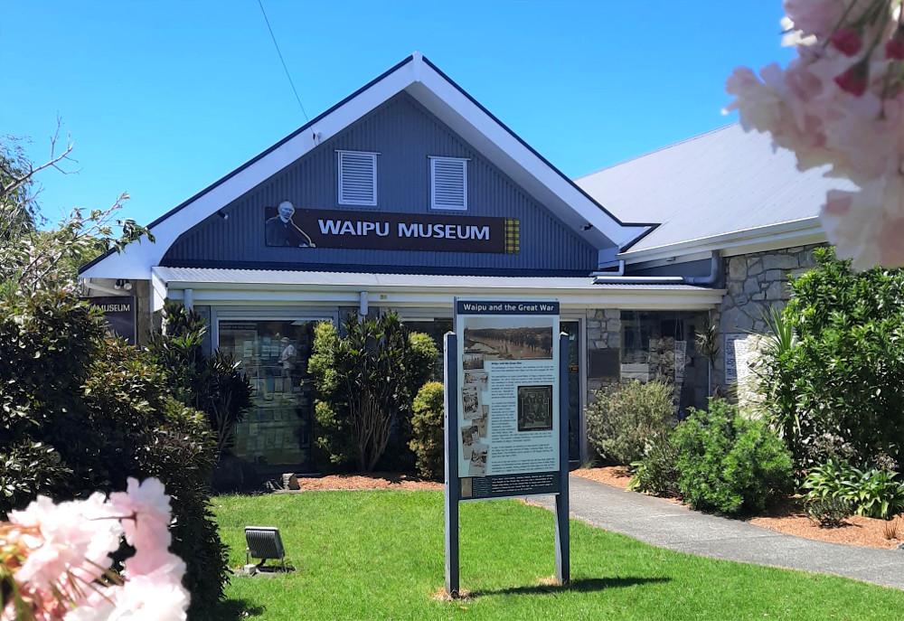 @Waipu Museum
