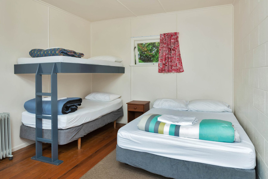 @Whangarei Falls Holiday Park and YHA Backpackers