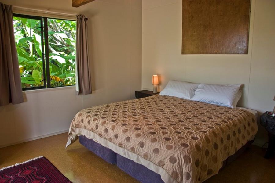 @Wharepuke Subtropical Accommodation