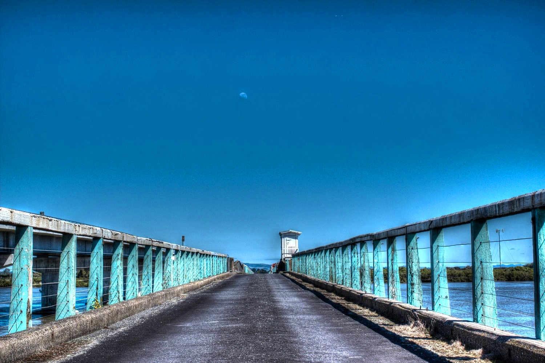 @Historic Kopu Bridge