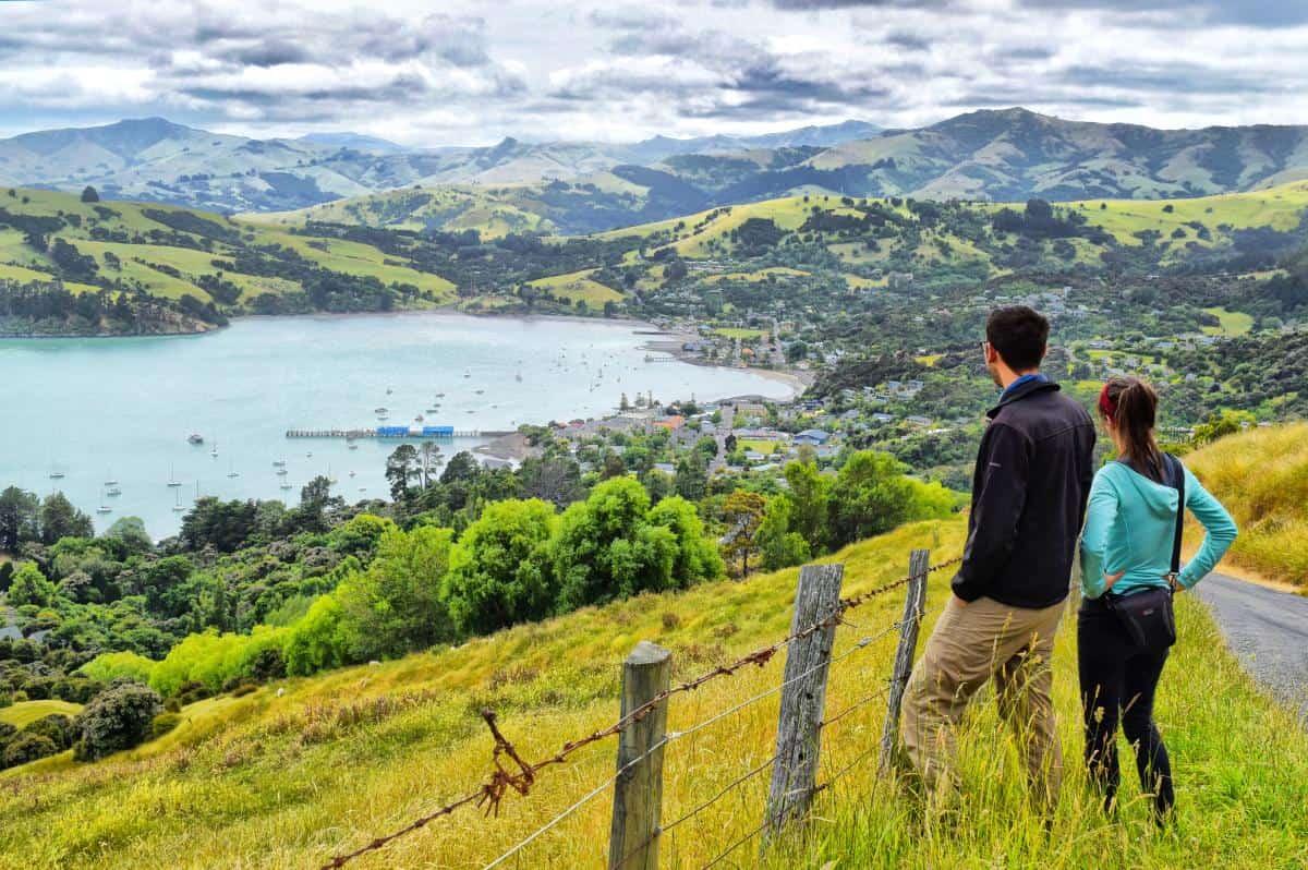 Akaroa walks, Akaroa, New Zealand @NZ Pocket Guide