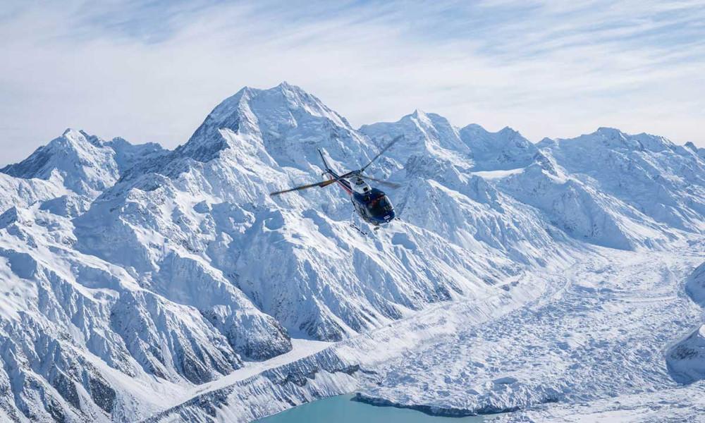 Aoraki Mt Cook National Park @New Zealand Travel Organiser