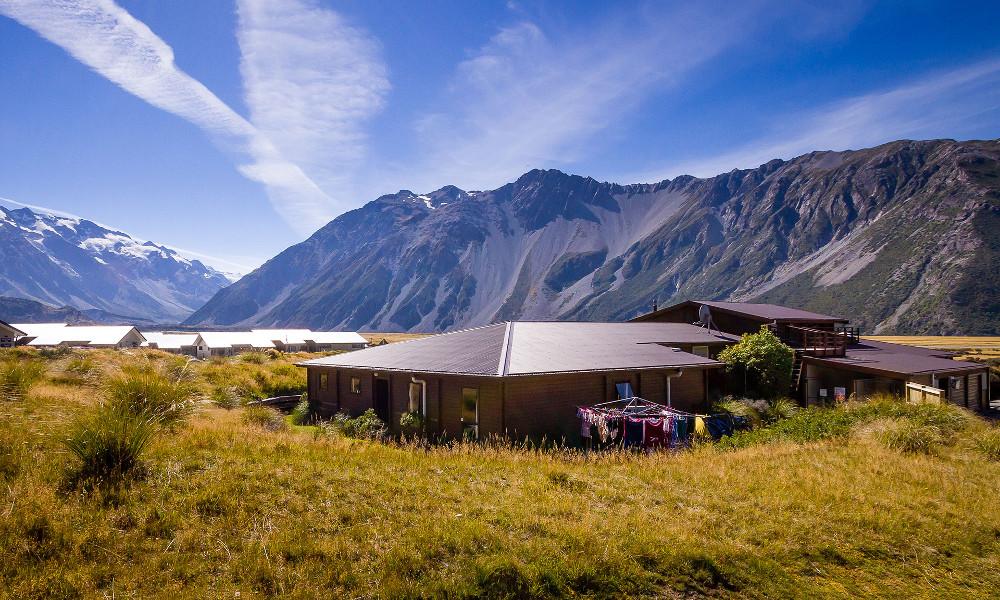 Aoraki Mt Cook Village, New Zealand @Conor Boyd