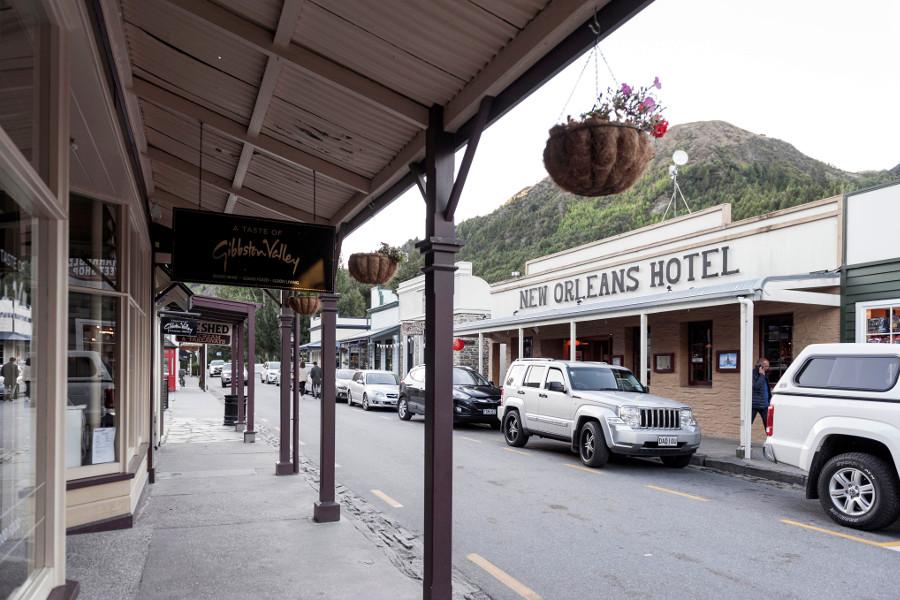 Arrowtown Buckingham Street, New Zealand