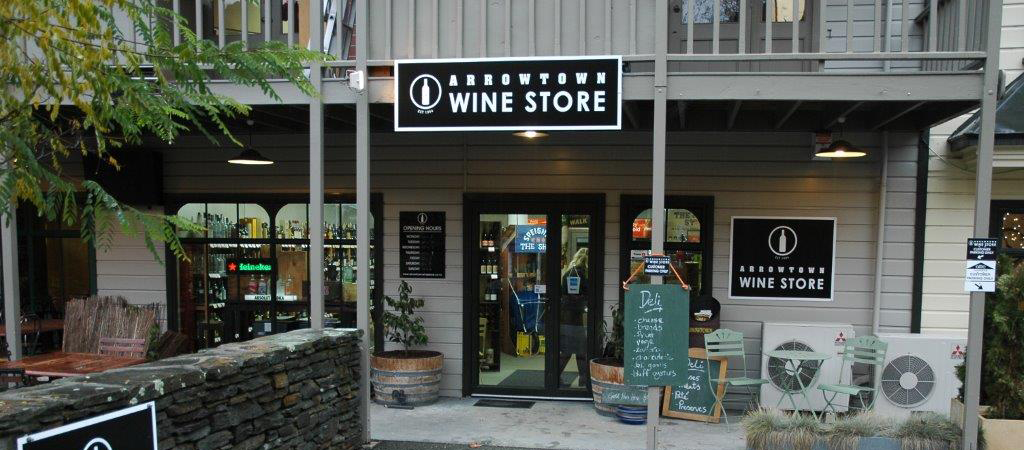 Arrowtown Wine Store, New Zealand @Arrowtown
