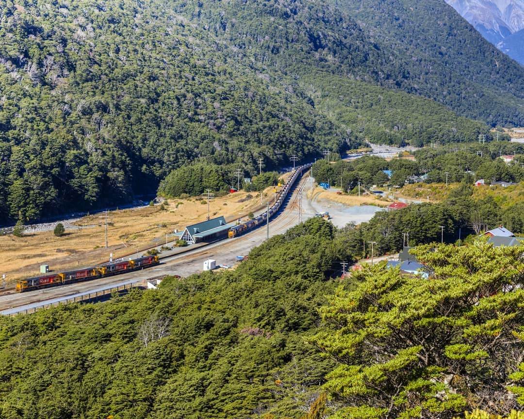 Arthurs Pass,New Zealand @my_world_in_hdr