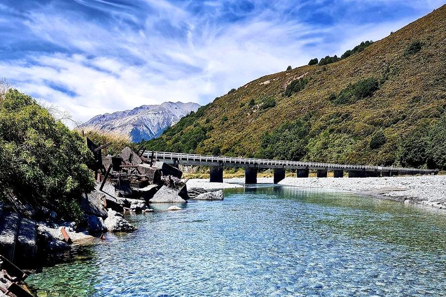 Arthurs Pass national park @jasminmora03