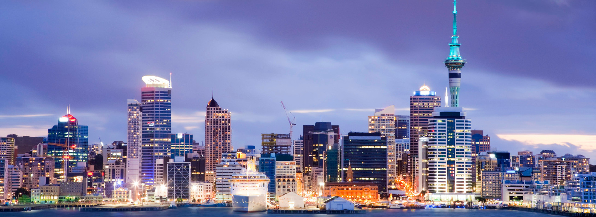 Auckland, New Zealand @Lonely Planet