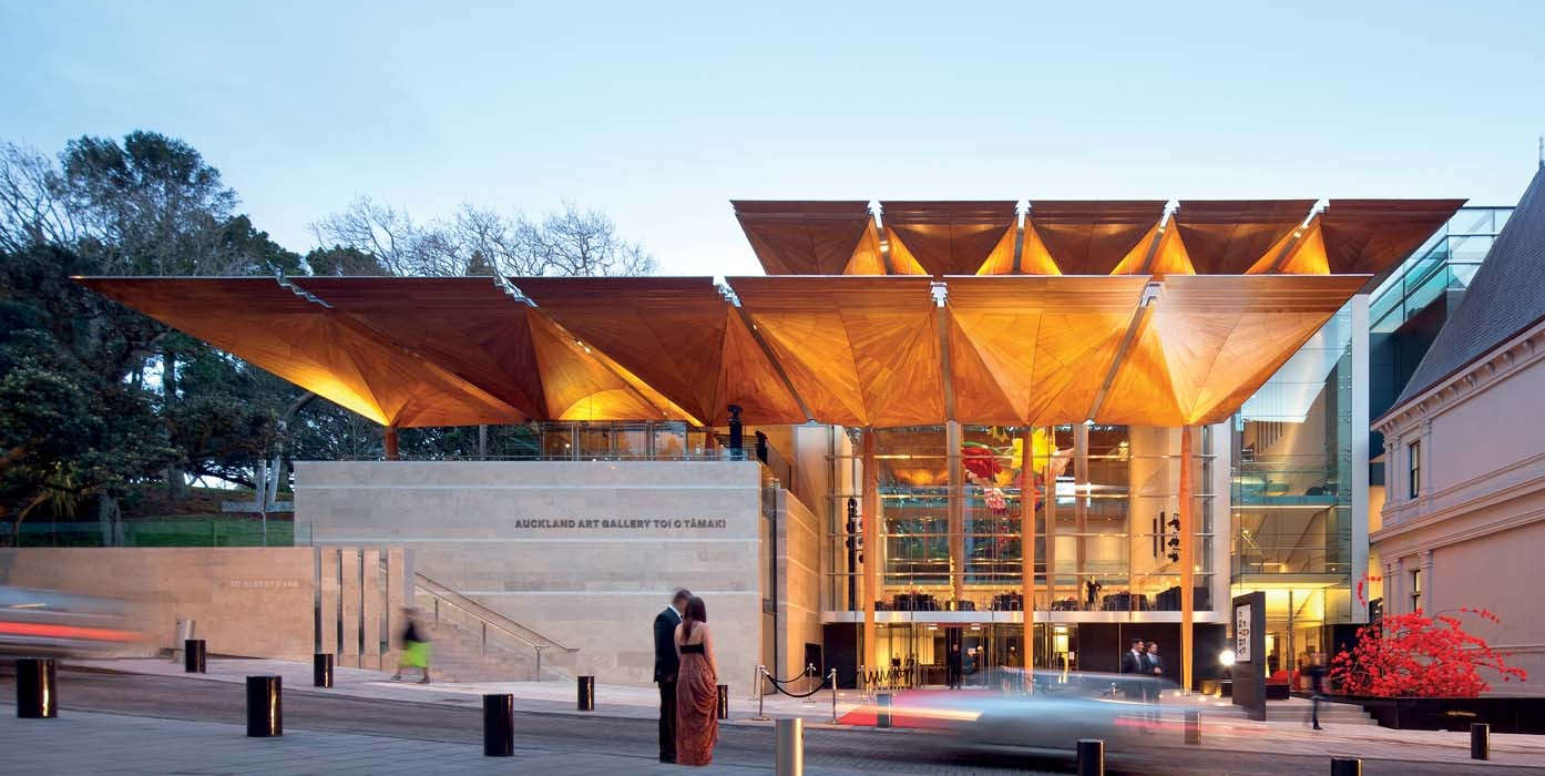 Auckland Art Gallery,Auckland,New Zealand @ArchDaily