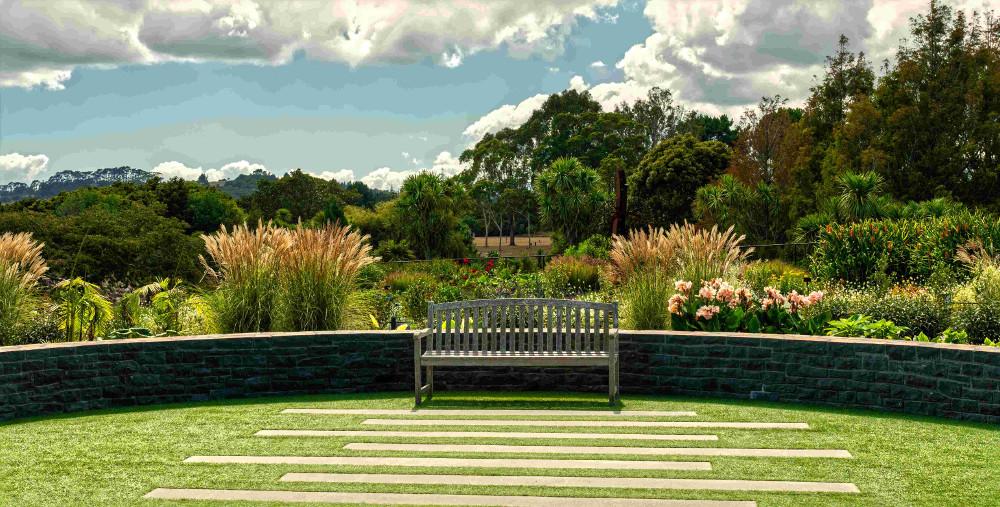 Auckland Botanic Gardens Manurewa, New Zealand