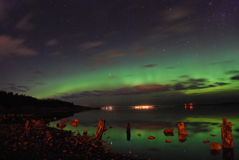 Aurora Australis, New Zealand @DeviantArt