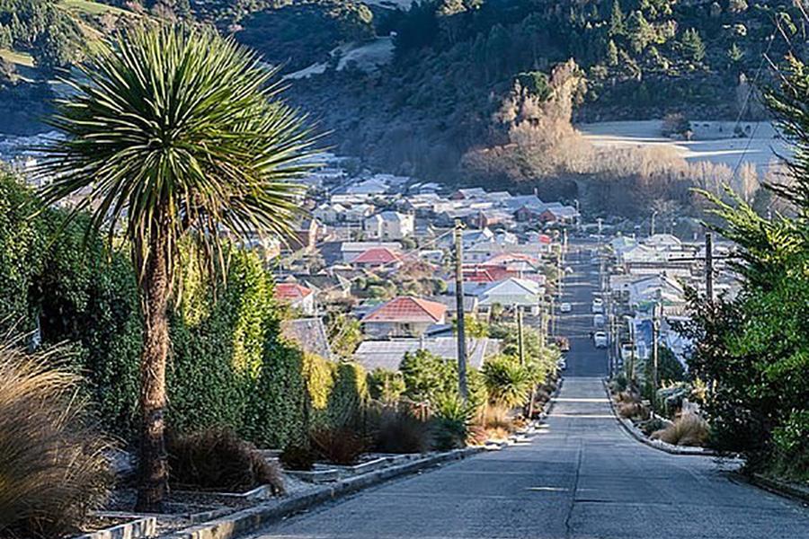 Baldwin Street, Dunedin @dunedinnz