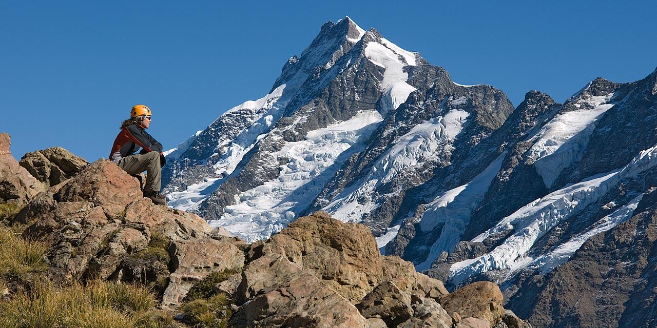 Ball Pass Crossing, New Zealand @Alpine Recreation