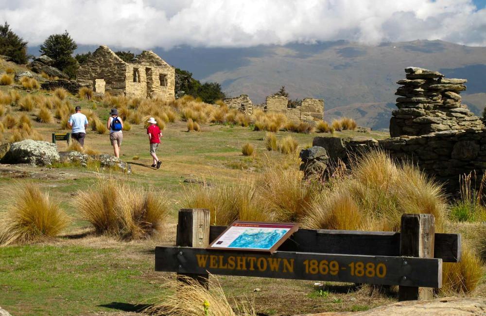 Bendigo Historic Reserve, New Zealand @Travel Notes