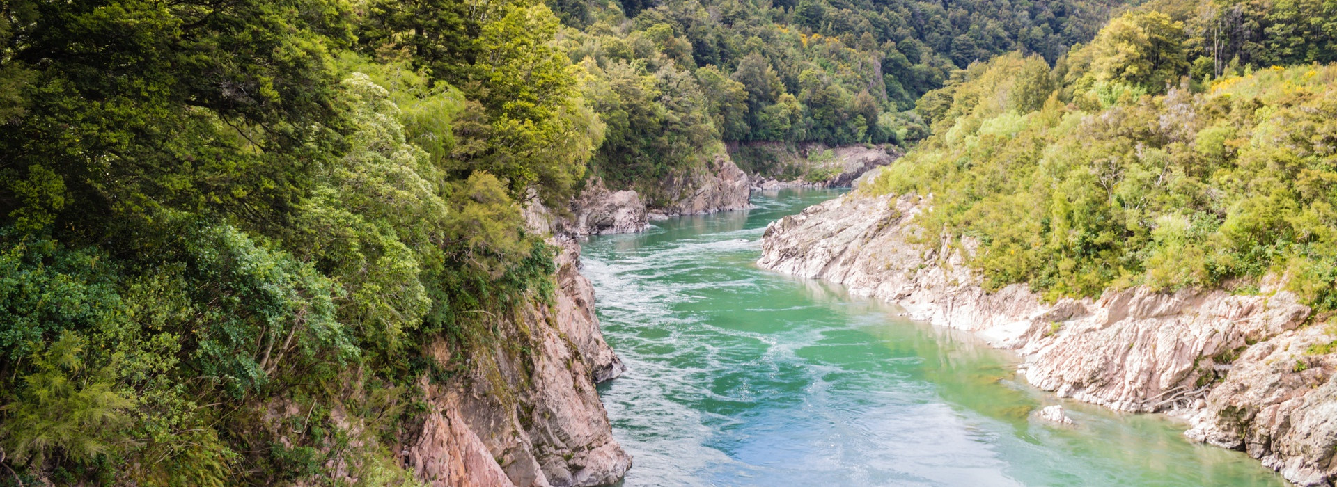 Buller River, New Zealand @TripBucket
