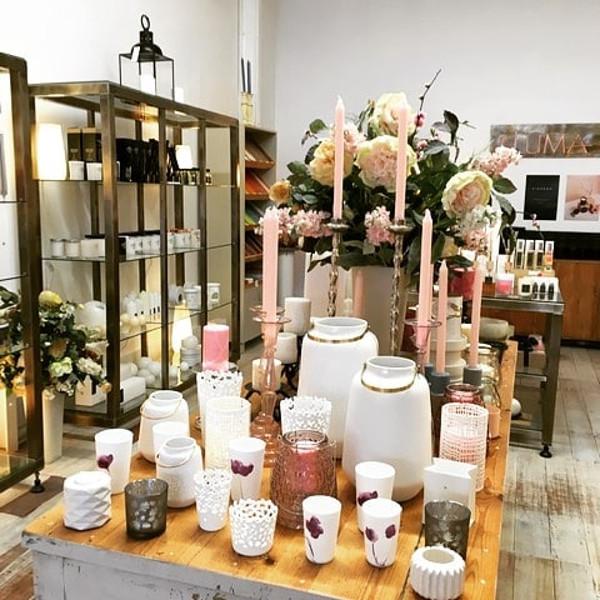 Candle store, Petone, New Zealand @llumathecandlestore