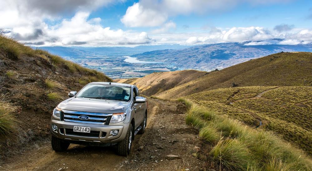 Carricktown 4WD detour, New Zealand @Shellie Evans