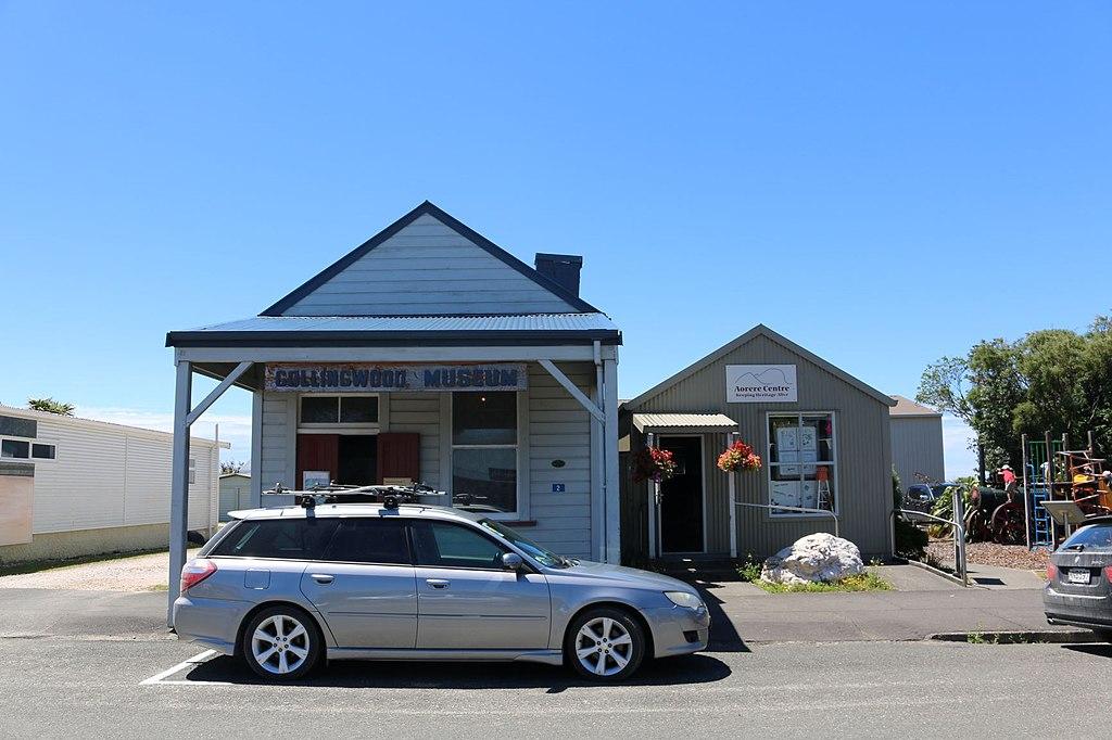 Collingwood Museum, New Zealand @Wildman NZ