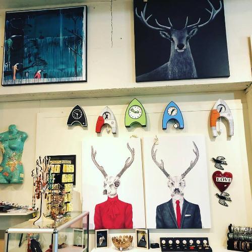 Coolstore Gallery, New Zealand @Mapua Wharf