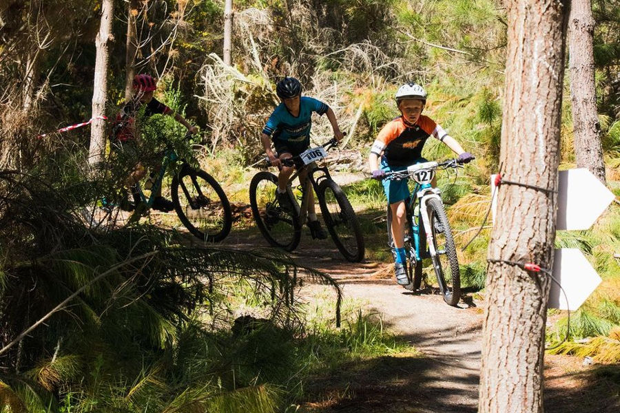 Craters Mountain Bike Park @NCP images