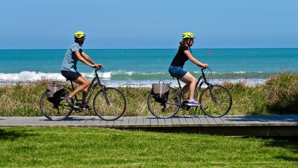 Cycle Gisborne, New Zealand @Motu Trails