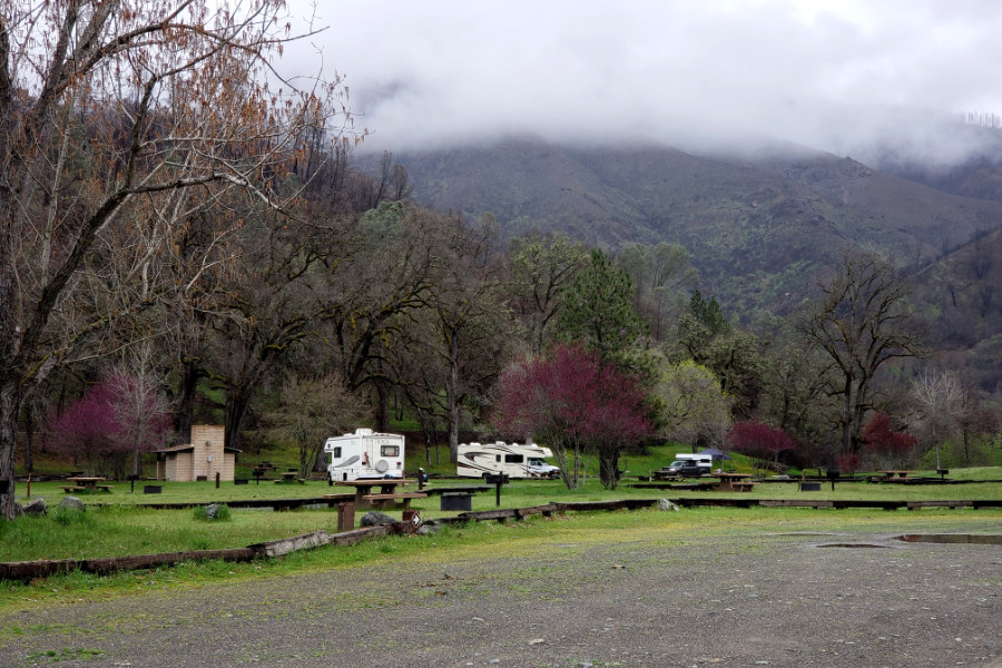 Deer Valley Campground, New Zealand @The Dyrt