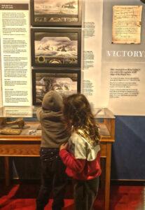 Devonport Naval Museum children's exploration