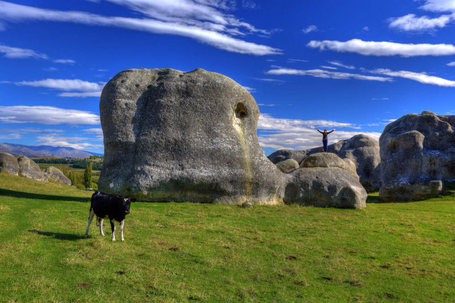 Duntroon, New Zealand @Trover