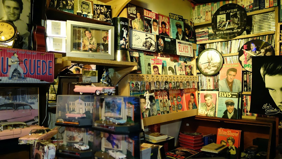 Elvis Presley Museum, New Zealand @Travel Notes