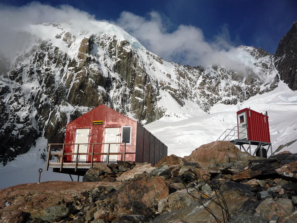 Empress Hut, New Zealand @Lindsay Froggatt