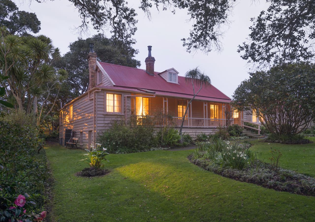 Ewelme Cottage, Parnell, New Zealand @Aucklandnz
