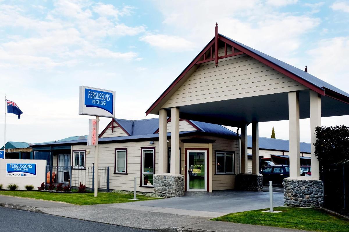 Fergusson motel