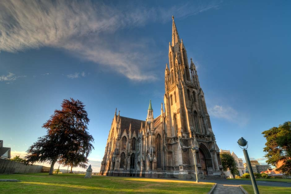 First Church of Otago, New Zealand @NZHistory