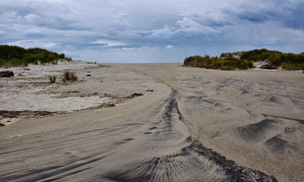 Flagstaff beach, Karamea Estuary, New Zealand @Shellie Evans