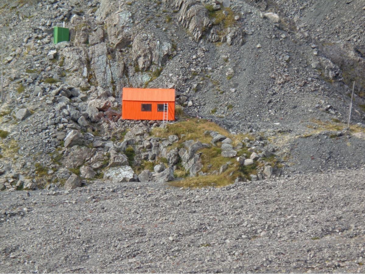 Godley Hut, New Zealand @NZ Alpine Club