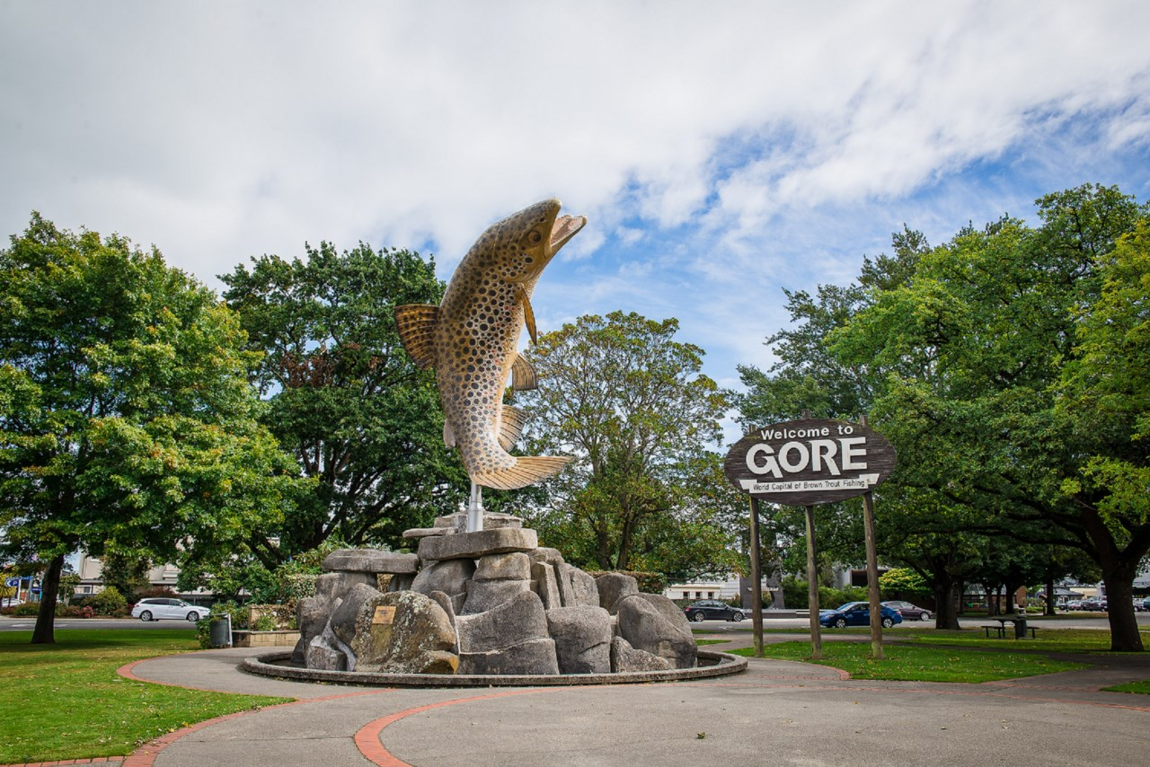 Gore, New Zealand @ASURE Oakleigh Motel
