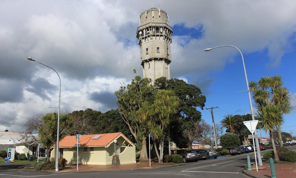 Hawera Water Tower, New Zealand @TripAdvisor