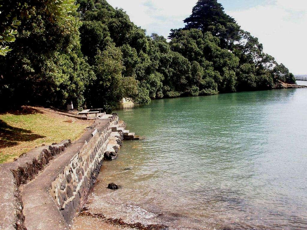 Herne Bay Beach,Auckland,New Zealand @Auckland i-SITE