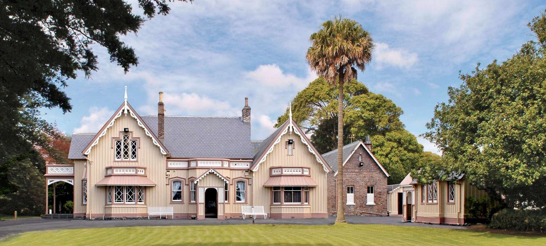 Highwic,Auckland,New Zealand @Gardens to visit