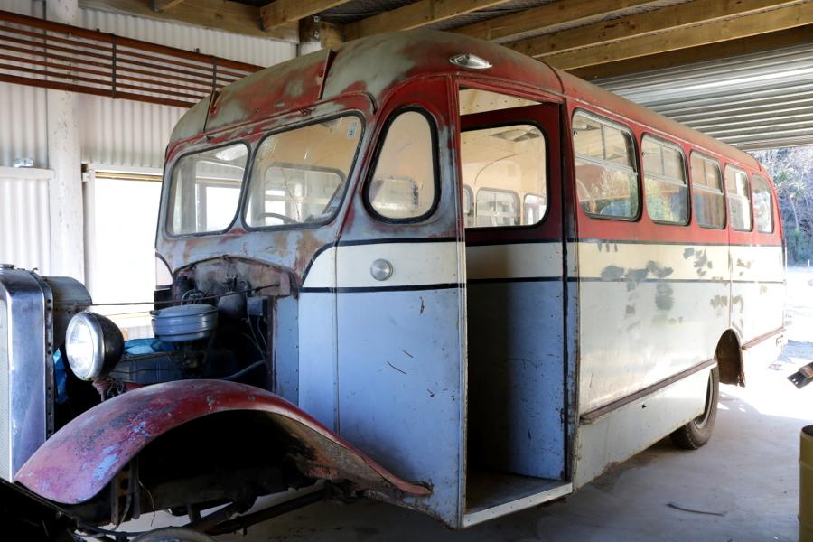 Historic Transport Museum, New Zealand @Higgins Heritage Park