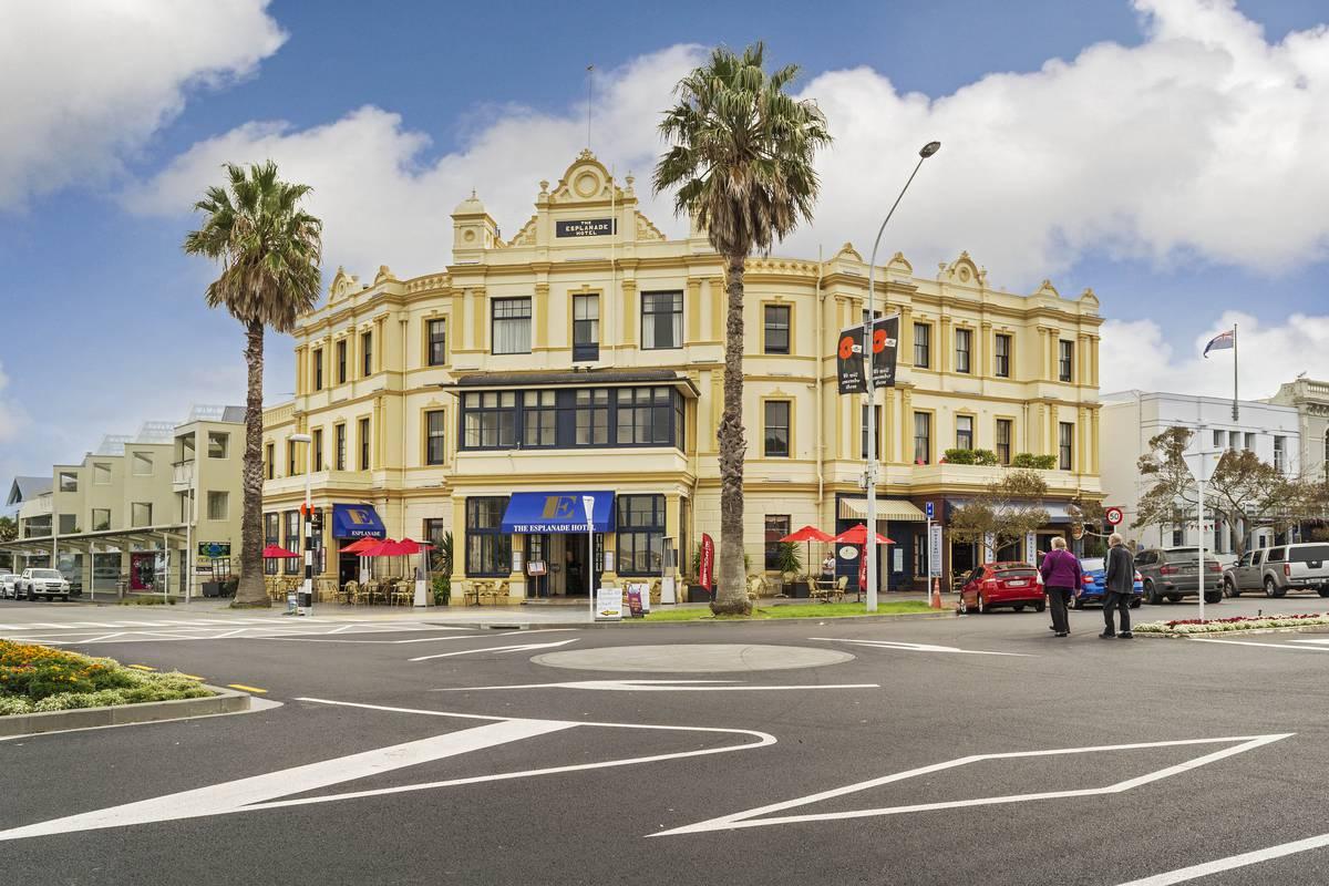 Historic landmark Devonport Esplanade Hotel for sale, New Zealand @NZ Herald