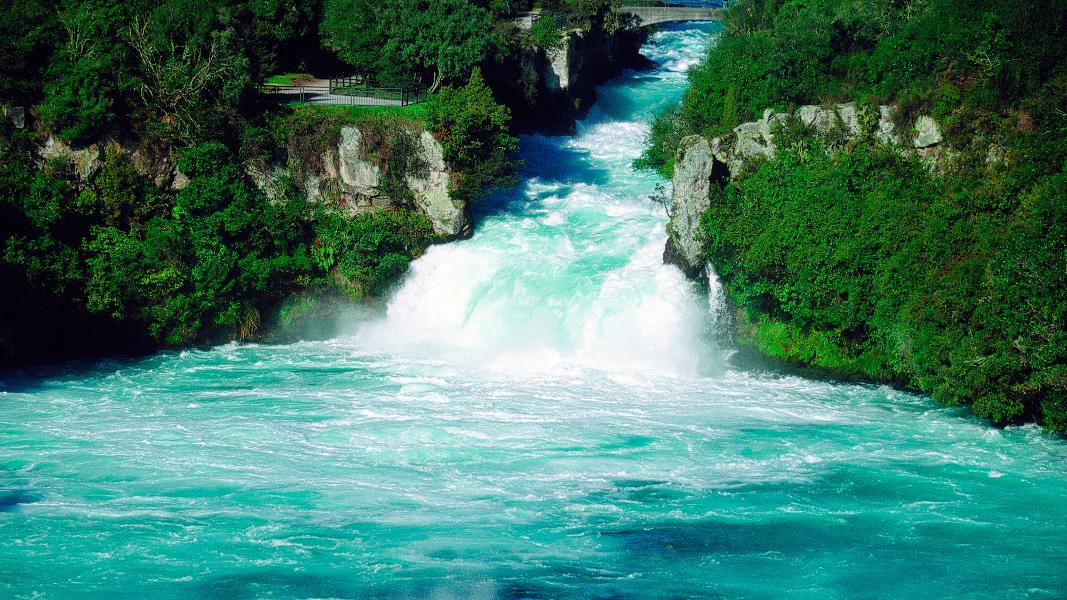 Huka Falls @Wairakei