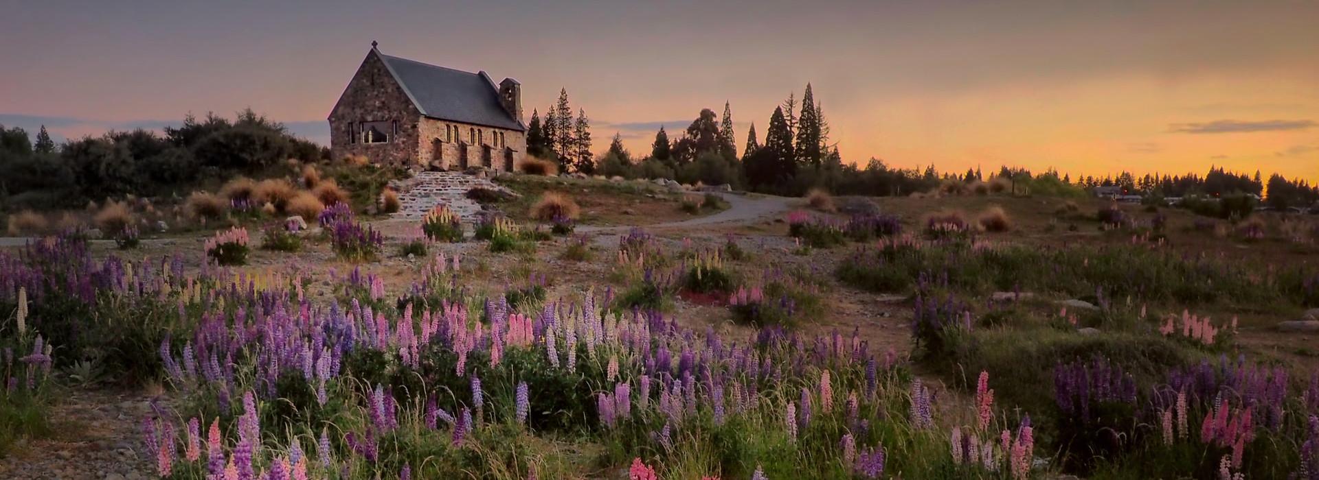 Iconic Church of the Good Shepherd @peterham