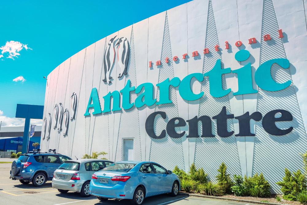 International Antarctic Centre, New Zealand @trip