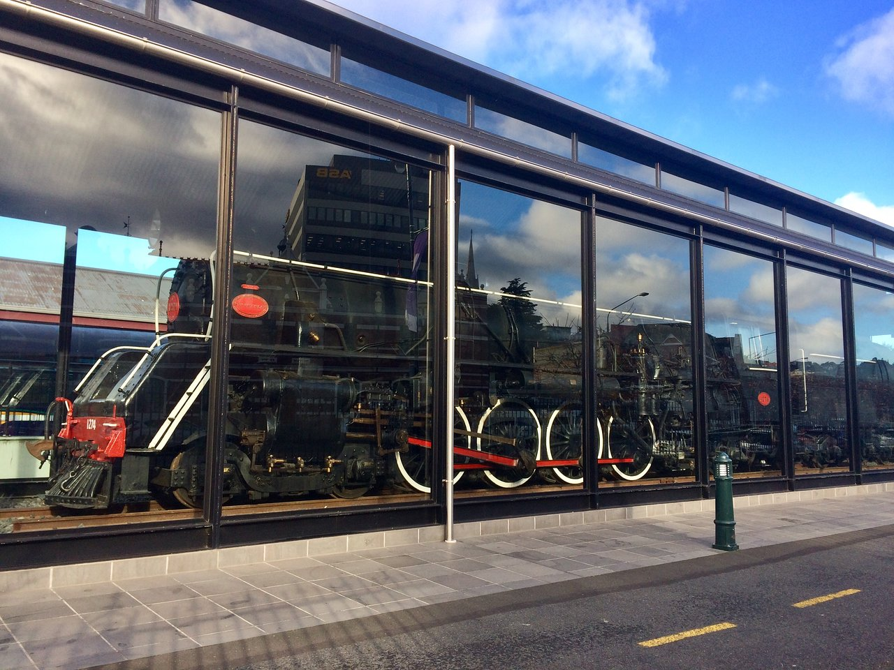 JA 1274 train, Dunedin, New Zealand @Tripadvisor
