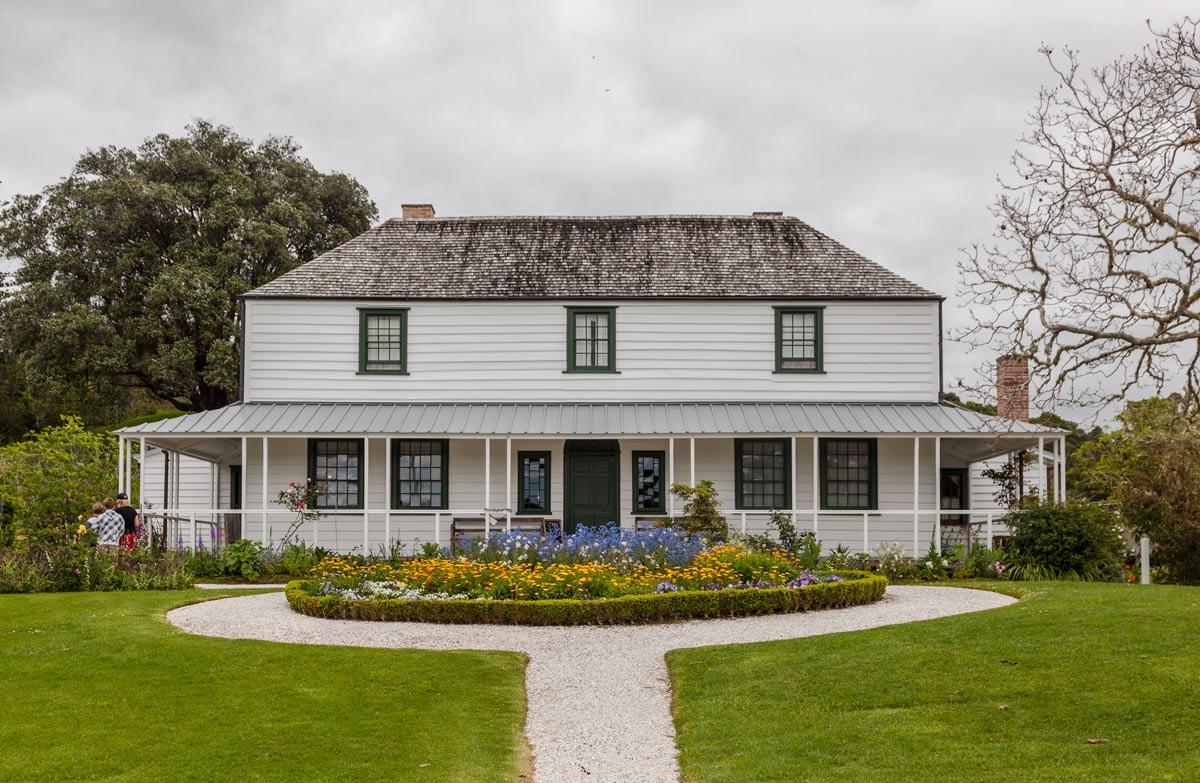 Kerikeri Kemp House, New Zealand @Russel Street, CC BY-SA 2.0